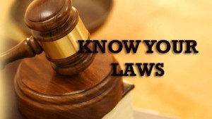 know-your-laws