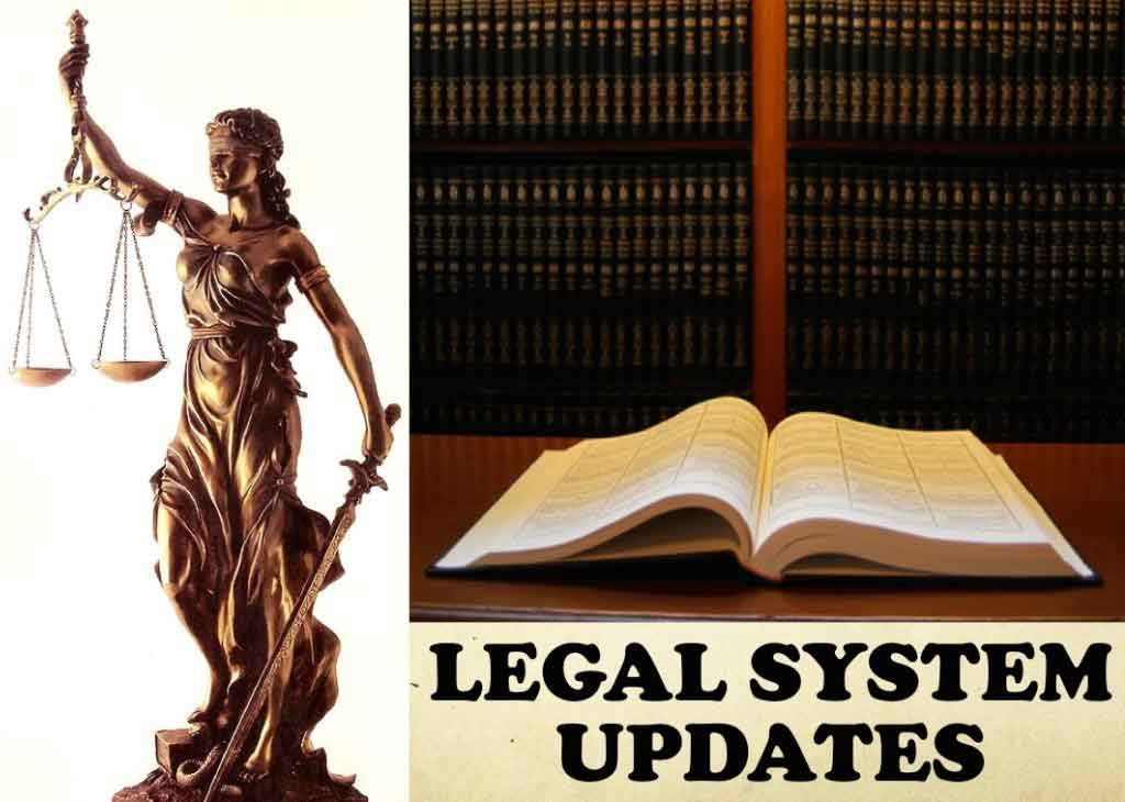 legal systems update